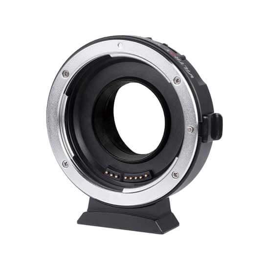 jual adapter Viltrox Mount Adapter EF-M1 Canon EF/EF-S to M4/3 harga murah surabaya jakarta