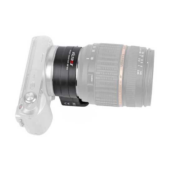 jual adapter Viltrox Mount Adapter NF-E1 Nikon Lens - Sony NEX harga murah surabaya jakarta