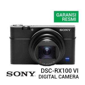 jual kamera Sony DSC-RX100 VI harga murah surabaya jakarta
