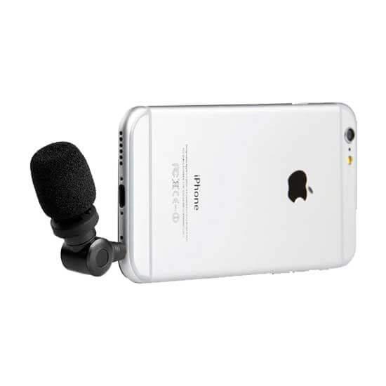 jual mic Saramonic SmartMic Smartphone Audio Series harga murah surabaya jakarta