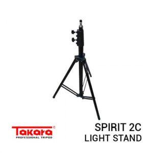 jual Light Stand Takara Spirit 2C Spring Cushion harga murah surabaya jakarta