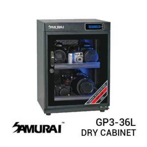 jual SAMURAI GP3-36L Dry Cabinet 36L harga murah surabaya jakarta