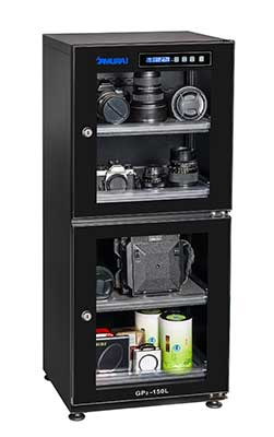 jual Samurai GP2-150L Dry Cabinet 150L harga murah surabaya jakarta
