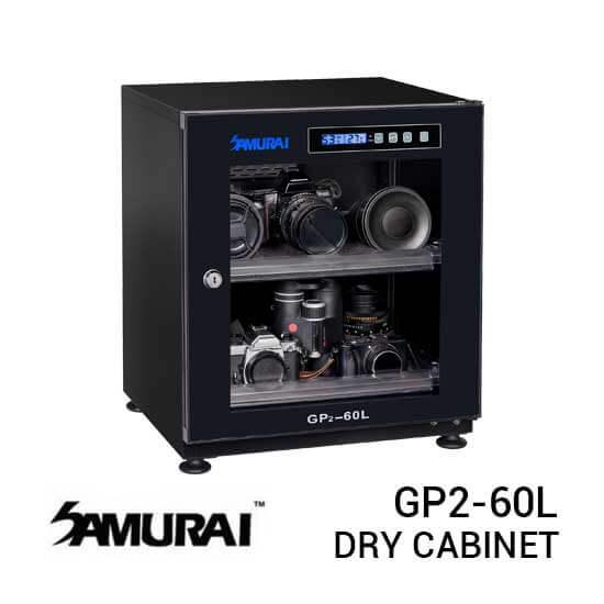 jual Samurai GP2-60L Dry Cabinet 60L harga murah surabaya jakarta
