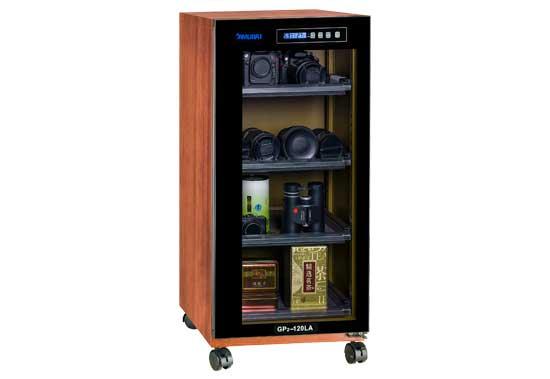 jual Samurai GP3-120LA Digital Wooden Metal Dry Cabinet 120L harga murah surabaya jakarta