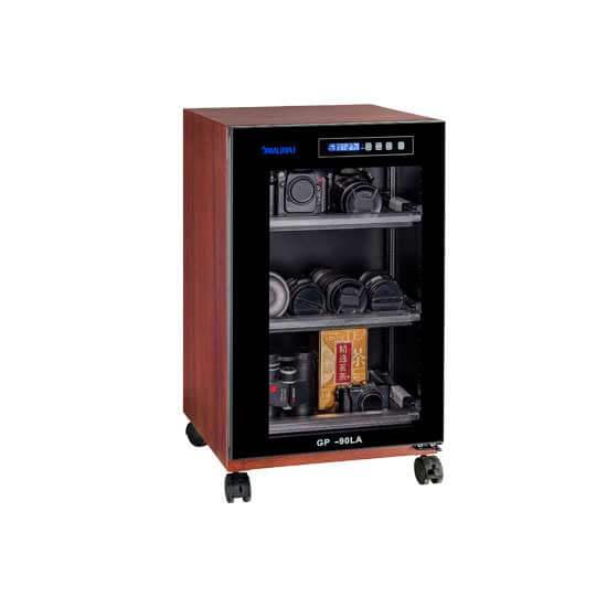jual Samurai GP3-90LA Digital Wooden Metal Dry Cabinet 90L harga murah surabaya jakarta