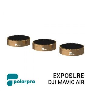 jual filter Polar Pro DJI Mavic Air Cinema Series Exposure Collection harga murah surabaya jakarta