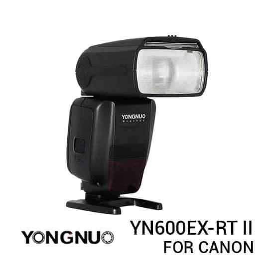 jual flash YongNuo YN600EX-RT II for Canon harga murah surabaya jakarta