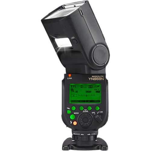 jual flash YongNuo YN968N For Nikon harga murah surabaya jakarta