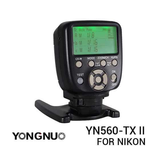 jual flash controller YongNuo YN560-TX II For Nikon harga murah surabaya jakarta