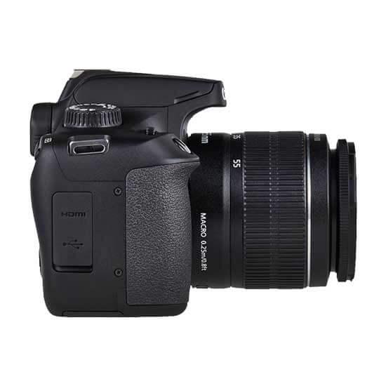jual kamera Canon EOS 4000D Kit EF-S 18-55mm III harga murah surabaya jakarta