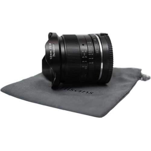 jual lensa 7Artisans 12mm F2.8 for M4/3 Black harga murah surabaya jakarta