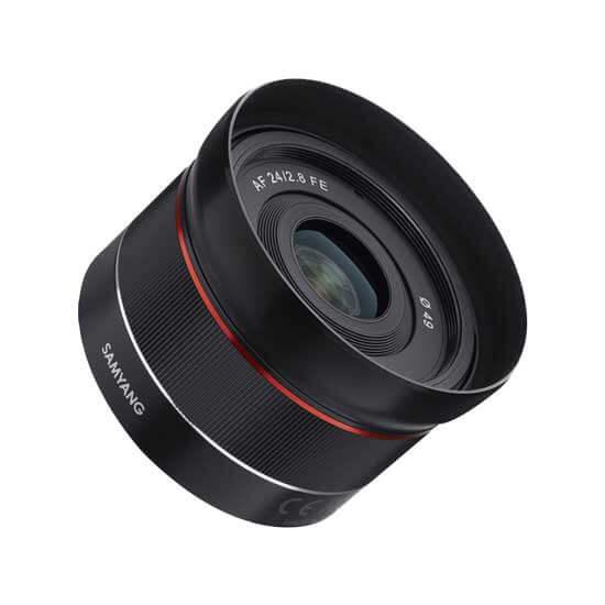 jual lensa Samyang AF 24mm F2.8 Sony NEX harga murah surabaya jakarta