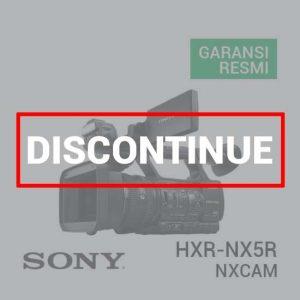 Sony HXR-NX5R NXCAM Camcorder Discontinue
