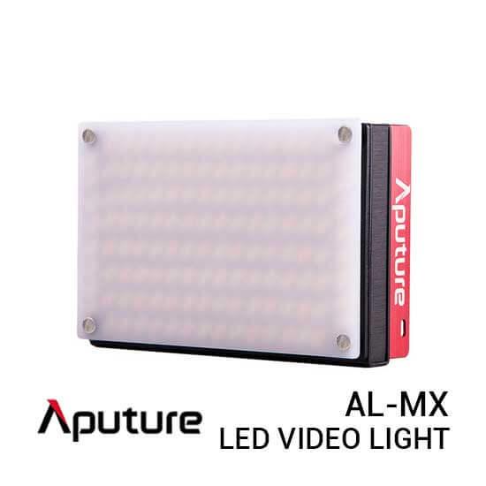 jual Aputure Amaran AL-MX LED Video Light harga murah surabaya jakarta