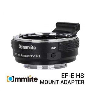 jual Commlite EF-E-Mount HS Mount Adapter harga murah surabaya jakarta