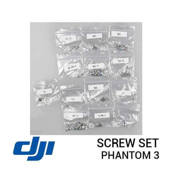 jual DJI Phantom 3 Screw Set harga murah surabaya jakarta