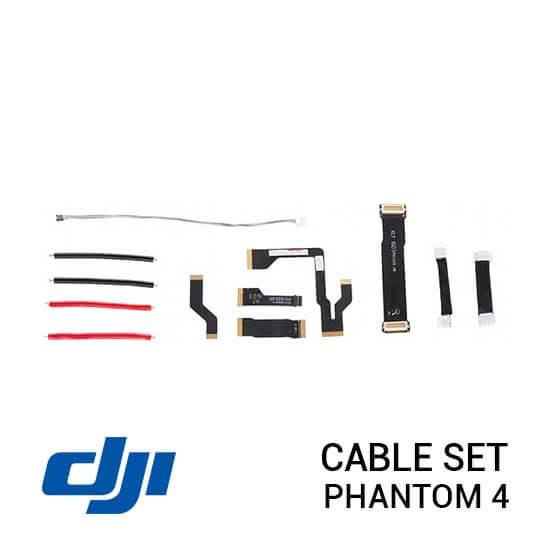 jual DJI Phantom 4 Cable Set harga murah surabaya jakarta