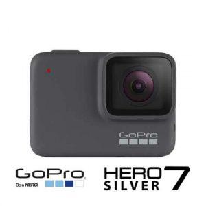 Jual GoPro HERO7 Silver Terbaru Harga Murah Terbaik & Spesifikasi