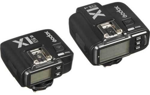 jual Godox X1 Kit TTL Canon Wireless Remote Controller harga murah surabaya jakarta