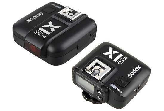 jual Godox X1 Kit TTL Sony Wireless Remote Controller harga murah surabaya jakarta
