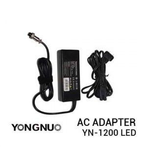 jual Power Adapter For YongNuo YN-1200 LED harga murah surabaya jakarta