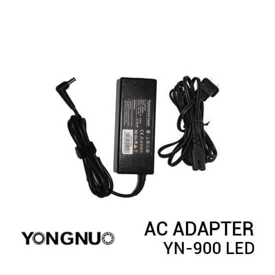 jual Power Adapter For YongNuo YN-900 LED harga murah surabaya jakarta