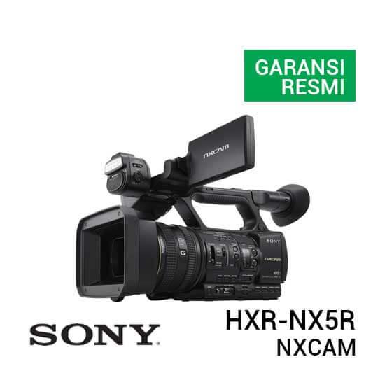 jual Sony HXR-NX5R NXCAM Camcorder harga murah surabaya jakarta