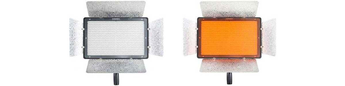 jual YongNuo YN-1200 LED 5500K harga murah surabaya jakarta