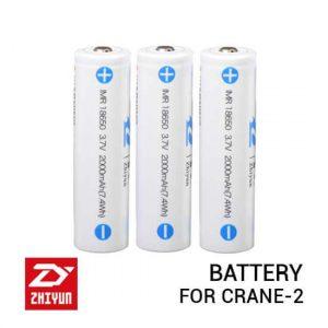 jual Zhiyun Crane-2 Replacement Battery harga murah surabaya jakarta