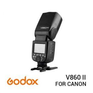 jual flash Godox Speedlite V860 II Canon harga murah surabaya jakarta