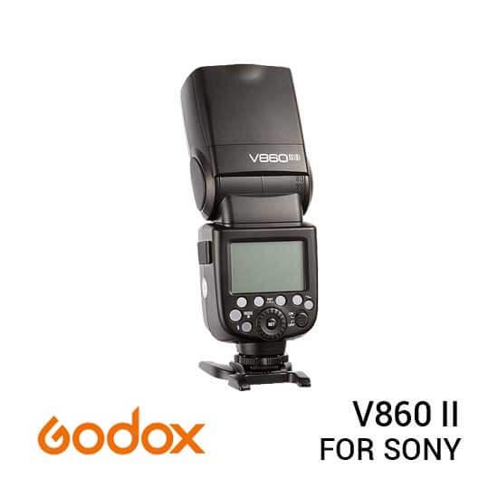 jual flash Godox Speedlite V860 II Sony harga murah surabaya jakarta