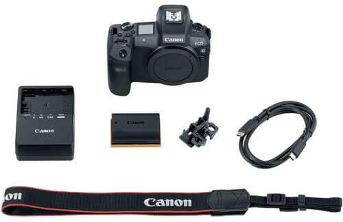 jual lensa Canon EOS R Body Only harga murah surabaya jakarta