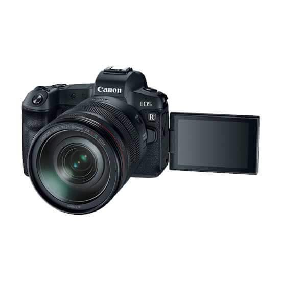 jual kamera Canon EOS R Kit RF 24-105mm F4 L IS USM harga murah surabaya jakarta