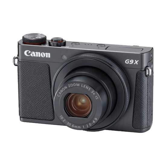 jual kamera Canon PowerShot G9 X Mark II Black harga murah surabaya jakarta