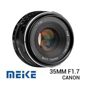 jual lensa Meike 35mm F1.7 For Canon harga murah surabaya jakarta