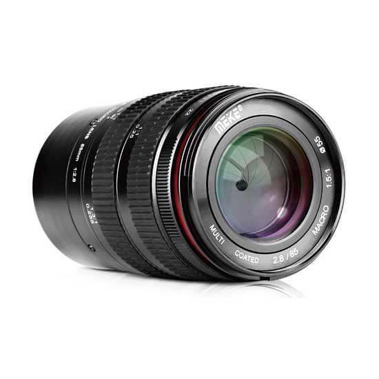 jual lensa Meike 85mm F2.8 For Sony harga murah surabaya jakarta