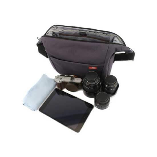 jual tas kamera Sirui Slinglite 8 Grey harga murah surabaya jakarta