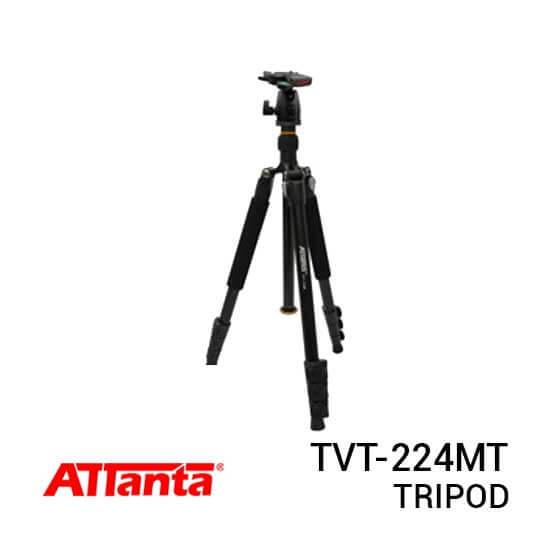 jual tripod Attanta TVT-224MT Traveller Tripod harga murah surabaya jakarta