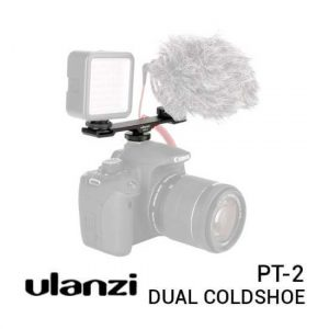 Ulanzi PT-2 Dual Cold Shoe Extension Bracket