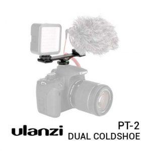 Ulanzi PT-2 Dual Cold Shoe Extension Bracket