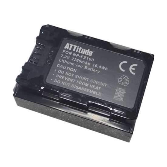 jual ATT Battery for Sony NP-FZ100 harga murah surabaya jakarta bali malang jogja bandung semarang