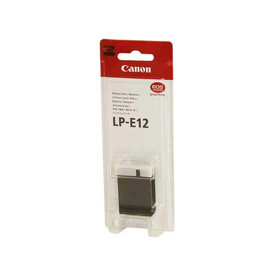 jual Canon LP-E12 Baterai Original harga murah surabaya jakarta