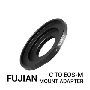 jual Fujian C-Mount to EOS-M CCTV Mount Adapter harga murah surabaya jakarta