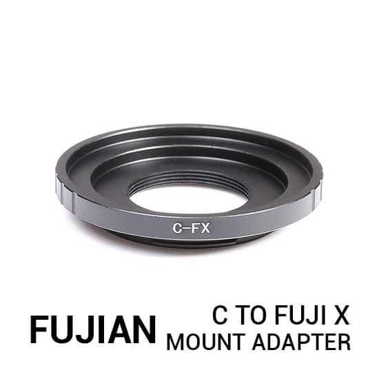 jual Fujian C-Mount to Fuji X CCTV Mount Adapter harga murah surabaya jakarta