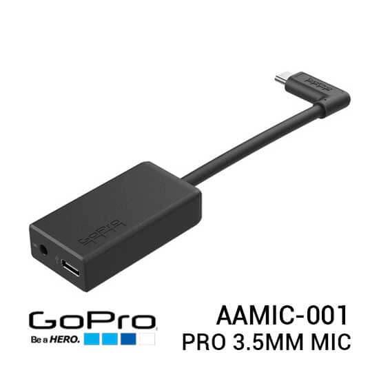 jual GoPro AAMIC-001 Pro 3.5mm Mic Adapter harga murah surabaya jakarta bali malang jogja bandung semarang