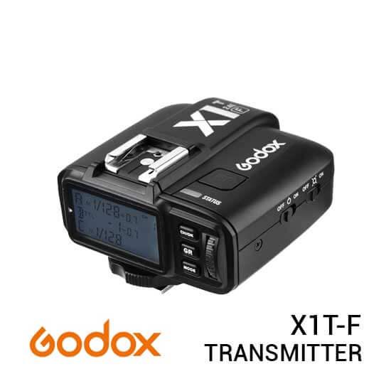 jual Godox X1T-F TTL Remote Controller Transmitter for Fuji harga murah surabaya jakarta bali malang jogja bandung semarang