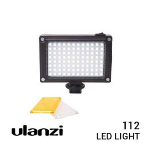 jual Ulanzi 112 LED Light harga murah surabaya jakarta