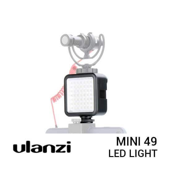 jual Ulanzi Mini LED 49 Light harga murah surabaya jakarta