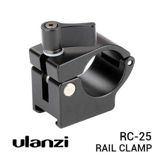 jual Ulanzi Rail Clamp Holder 25mm for DJI Ronin harga murah surabaya jakarta